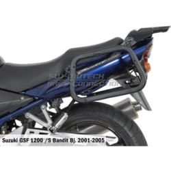 Photo of Quick-Lock Evo Seitenträger Suzuki Gsf 1200/s Bandit Sw Motech