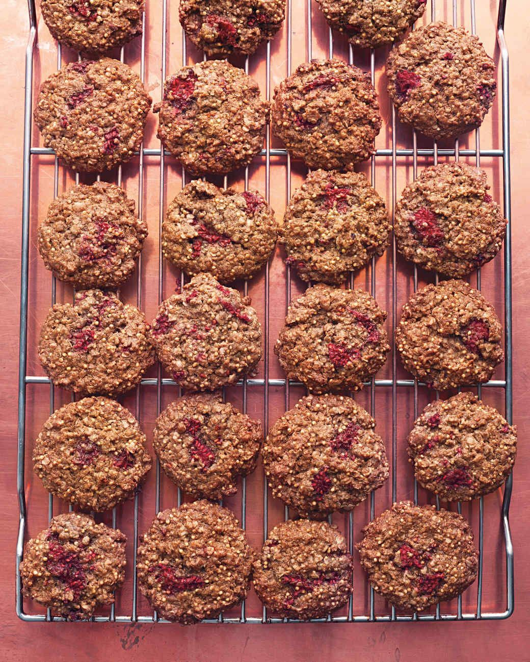 WholeGrain Breakfast Cookies Recipe Breakfast cookies