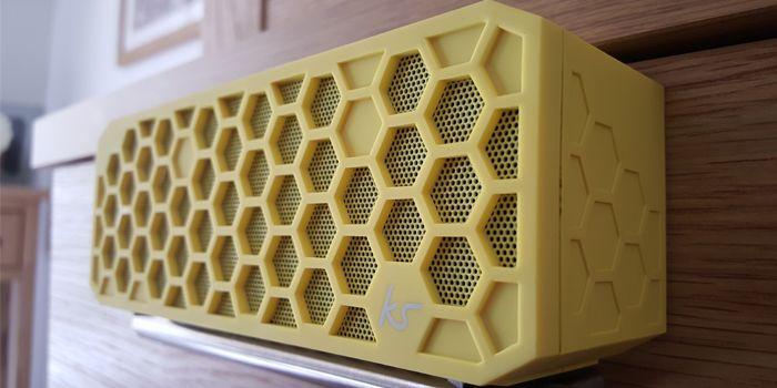 Kitsound Hive 2 Review Ks Hive 2 Bluetooth Speaker Review Bluetooth Speaker