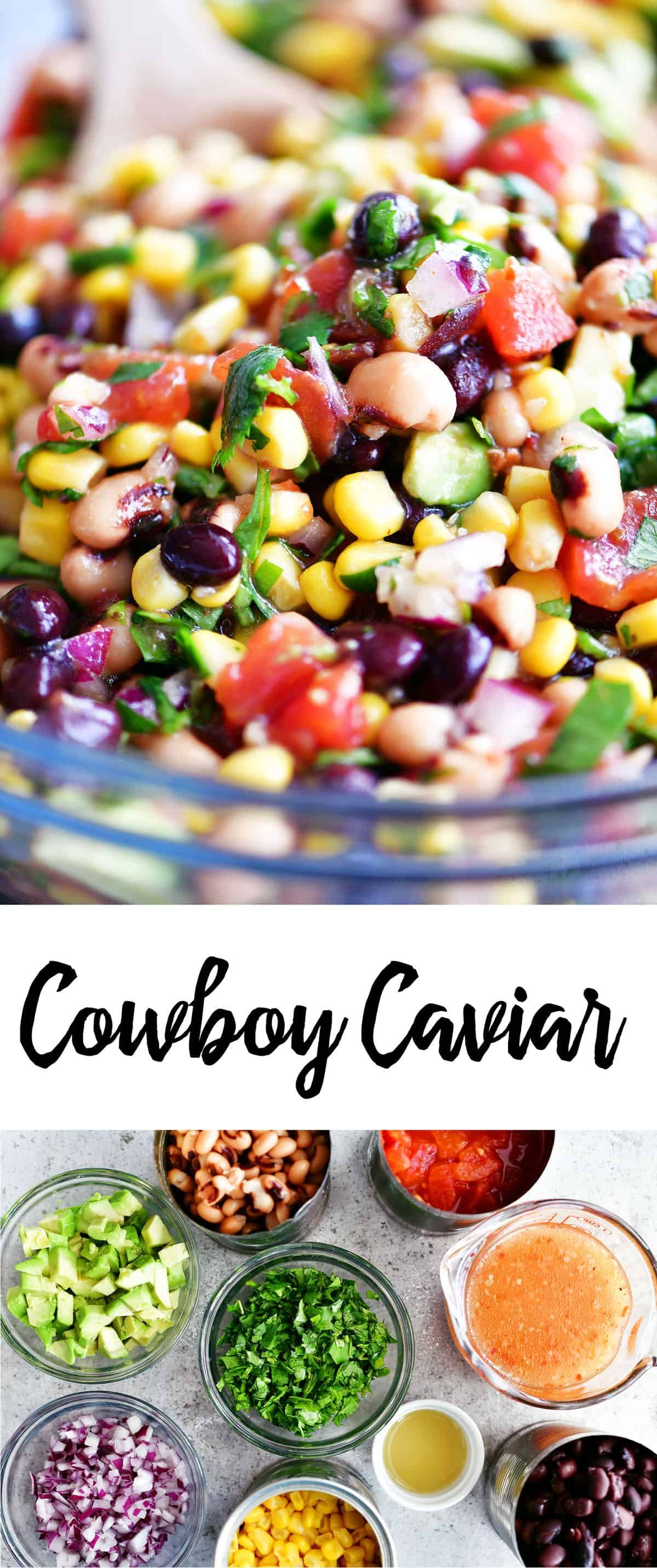 Cowboy Caviar Recipe - The Gunny Sack