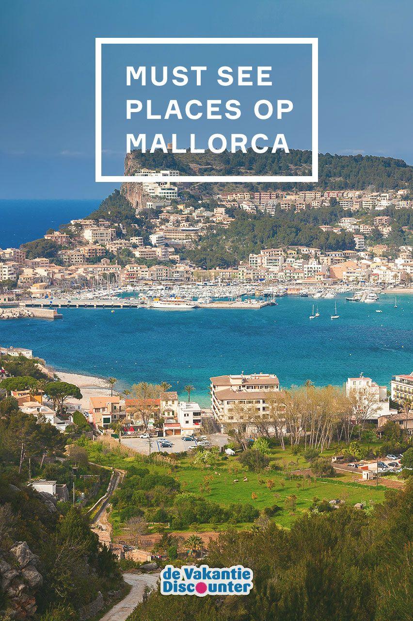 Staat er een vakantie naar Mallorca voor je op de planning? En wil je naast zon, zee en strand ook vooral cultuur snuiven, slenteren door leuke dorpjes en de leukste stadjes verkennen? Zet dan zeker de volgende plekken op je lijstje!
