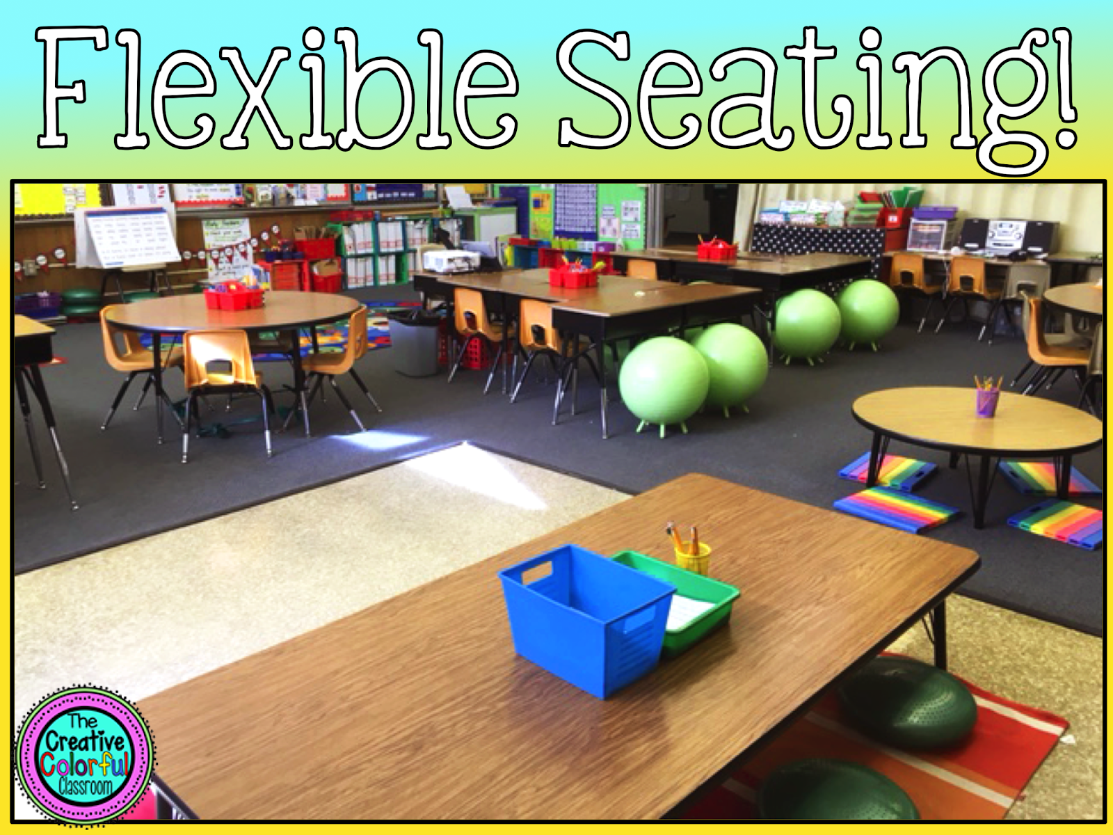 Traditional And Modern Classroom Management ~ How flexible seating transformed my classroom