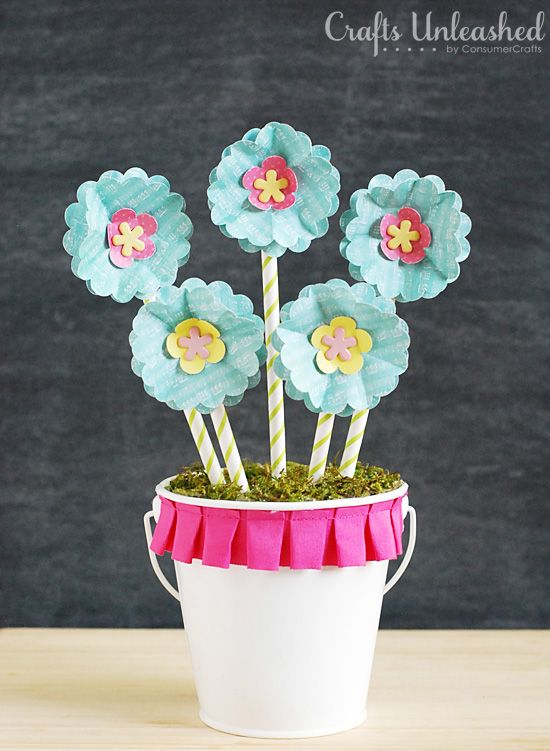 Mother S Day Paper Flower Bouquet Diy Mothers Day Gifts Flower