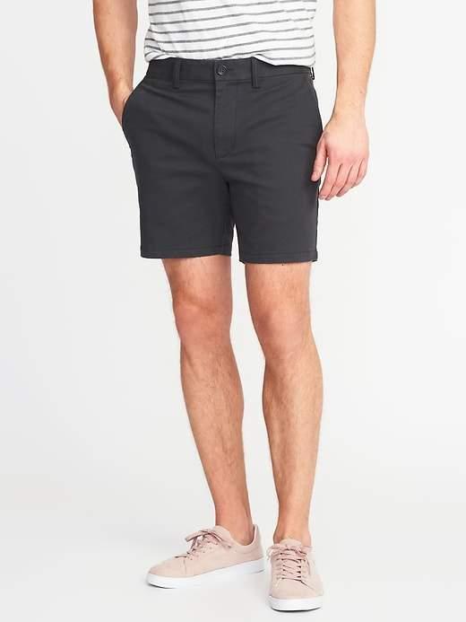 bd965eb3529 Old Navy Slim Ultimate Built-In Flex Shorts for Men - 6-inch inseam