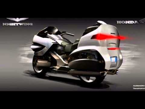 2015 Honda Goldwing First Look Concept Review Redesign Release Date