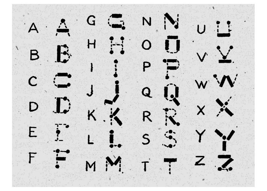 Pin by Agnete Emilie GM on typography u2013 expressive Pinterest - morse code chart