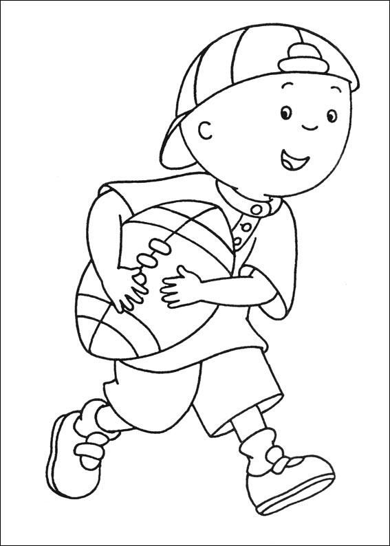 Caillou coloring pages wish I could print these!!!! | kifestő ...