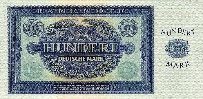 100Mark1948Trasera.JPG (mit Bildern) Ostdeutschland