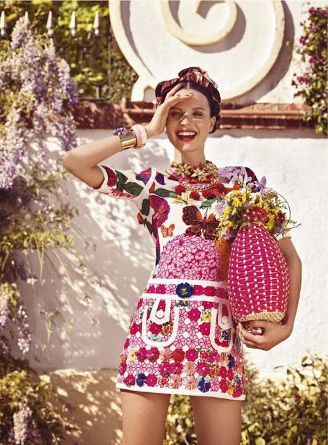e91046188 Inspiration Daily | la dolce vita | Fashion, Mexican fashion ...