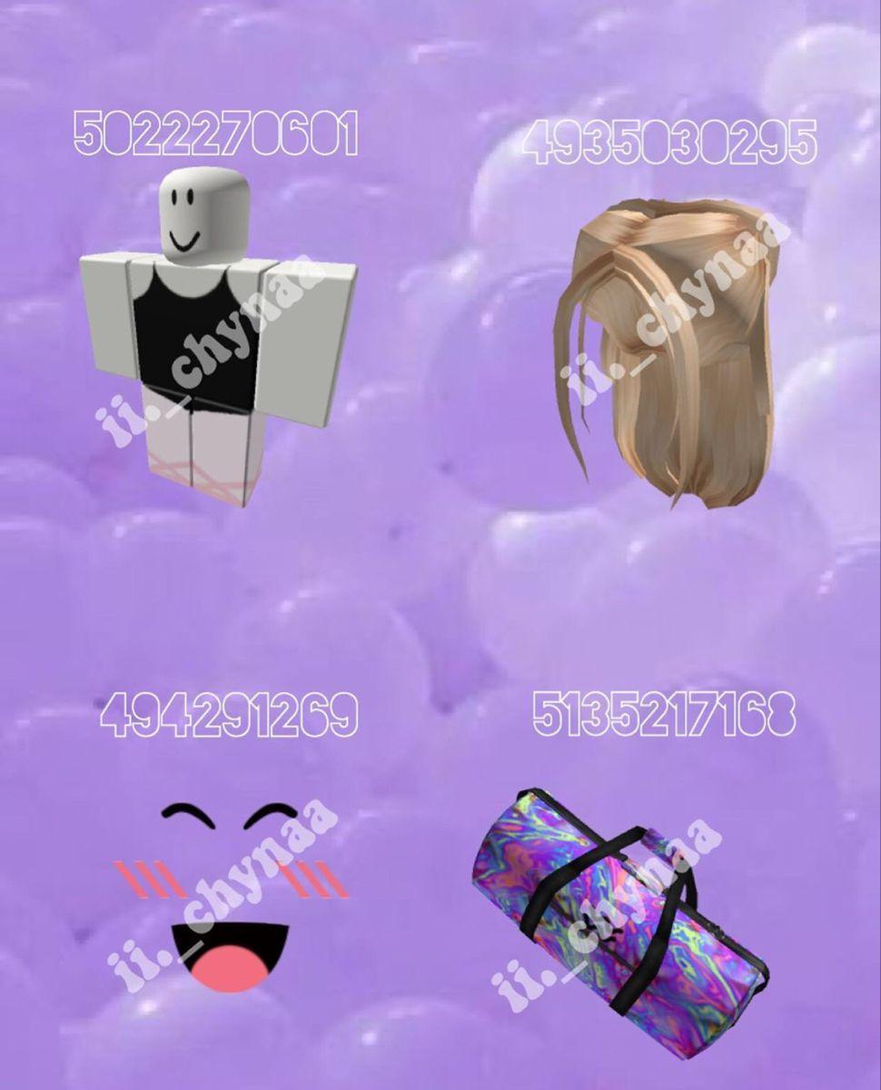 Dance Class Outfit Coding Roblox Bloxburg Decal Codes [ 1200 x 970 Pixel ]