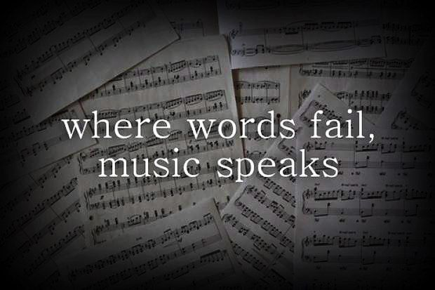 Where words fail music speaks  #music #quote #quoteoftheday #sing #singer #singing #sheetmusic by laurentaylorbaker_official