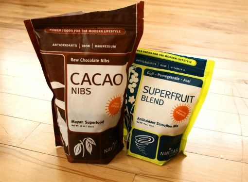 superfruit cacao nibs
