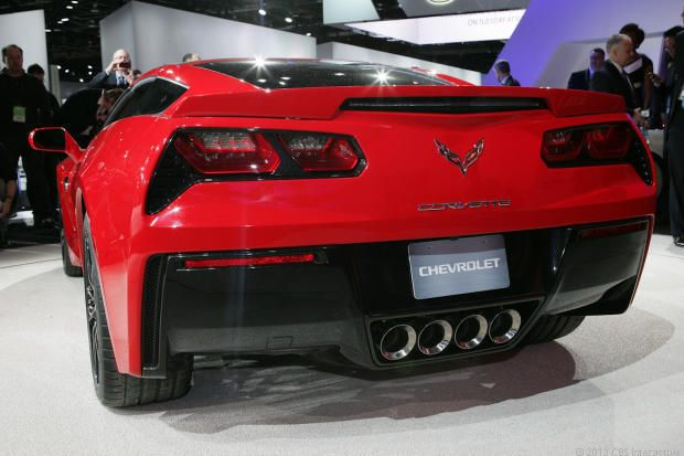 Chevrolet Corvette Stingray Debuts In Detroit Photos Page - Merit chevrolet car show