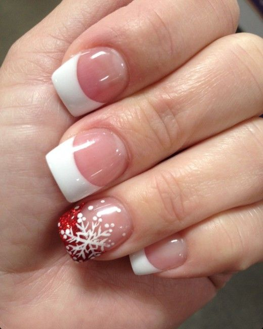 20 Awesome Holiday Nail Designs For Short Nails Easy Nail Art