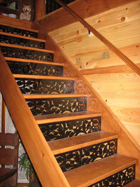 Pin by Robin Grau on Staircase | Staircase remodel, Stairs ...