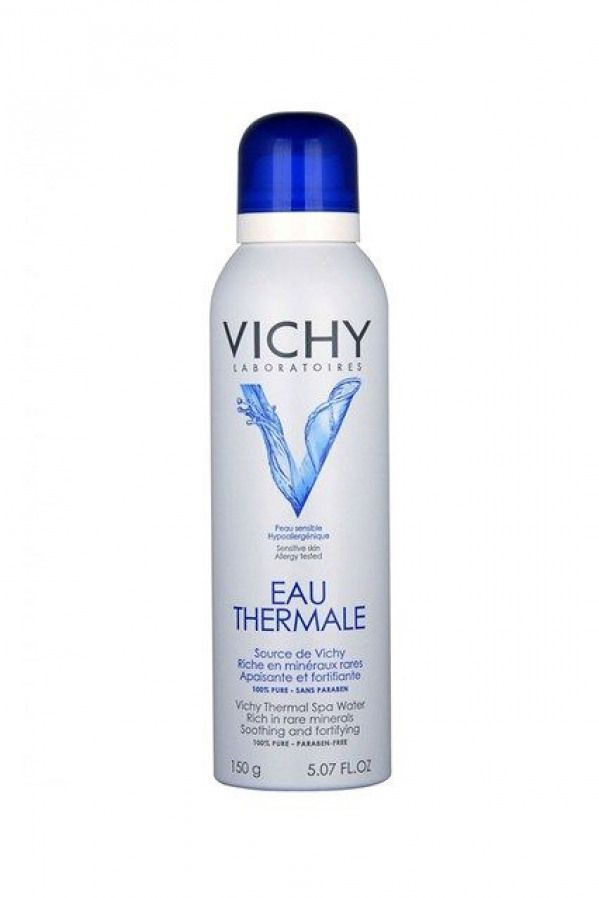 vichy eau thermale spray how to use