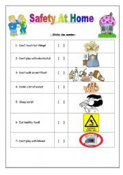 math worksheet : english worksheet safety at home  science assess  pinterest  : Safety Worksheets For Kindergarten