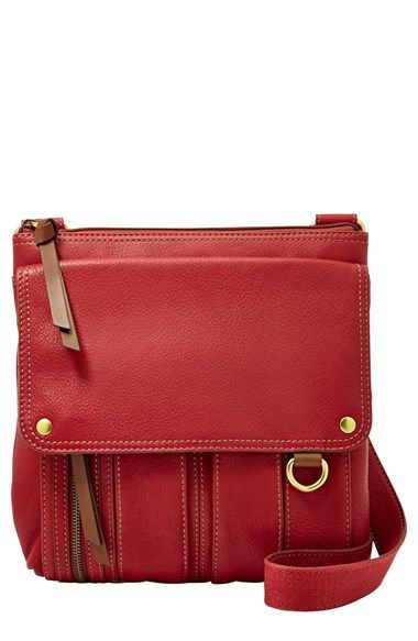 e1b3d19be7 Women's Fossil 'Morgan Traveler' Crossbody Bag | Accessories | Bags ...