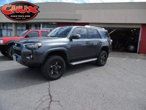 2015 Toyota 4Runner with a Toytec 3