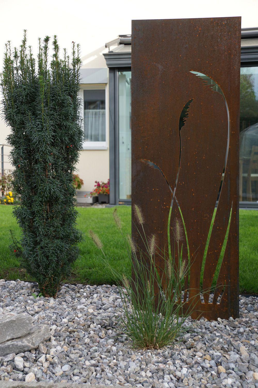 Pin Von Elina Codore Auf Muro Sichtschutzwande Gartengestaltung Ideen Sichtschutzwande Garten