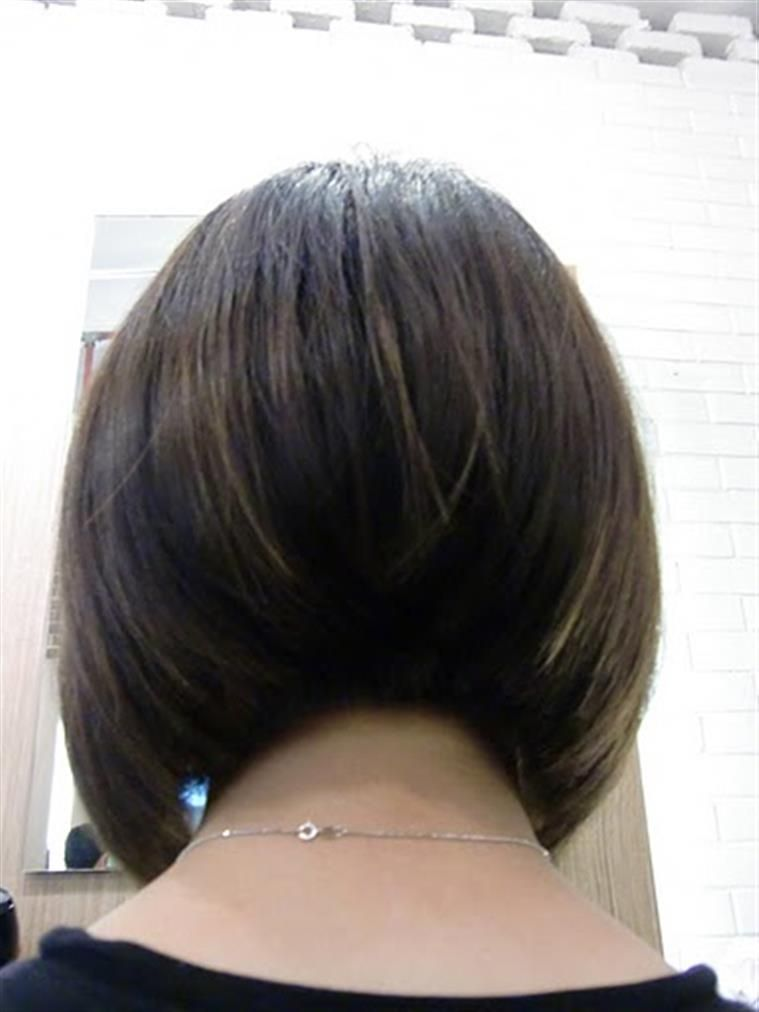 Bing : bob hairstyle back view | Hair | Pinterest | Bob hairstyle ...