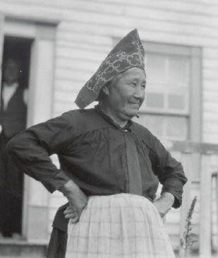 Harriet Lewis-Joe - Mik'maq - 1931