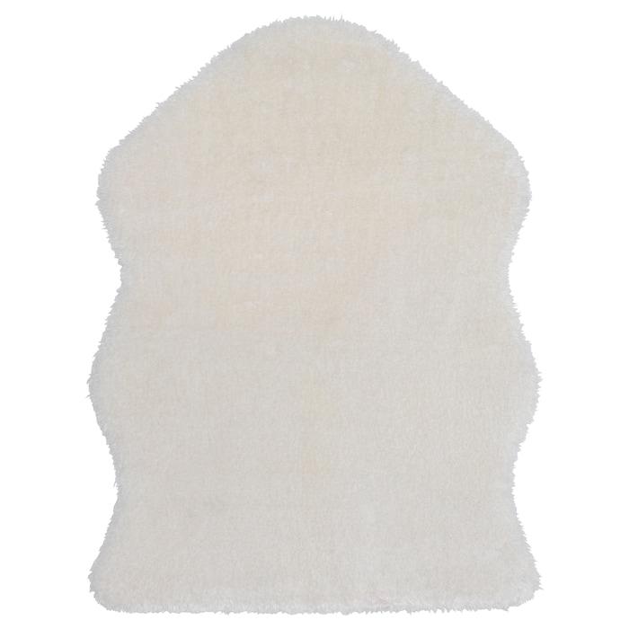 Toftlund Tapis Blanc Tapis Blanc Tapis Poil Long Et Ikea