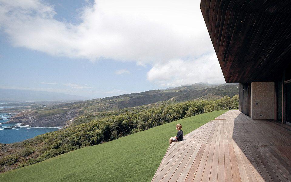 Dekleva Gregoric Arhitekti Clifftop House Maui