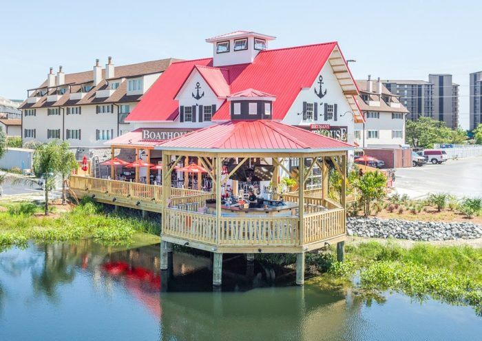 The Tiny Town In Delaware With Most Scrumdiddilyumptious Restaurants Fun Drinksbethany Beach