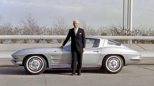 Zora Arkus Duntov The Belgian Godfather Of The Chevrolet Corvette Corvette Chevrolet Corvette Chevrolet