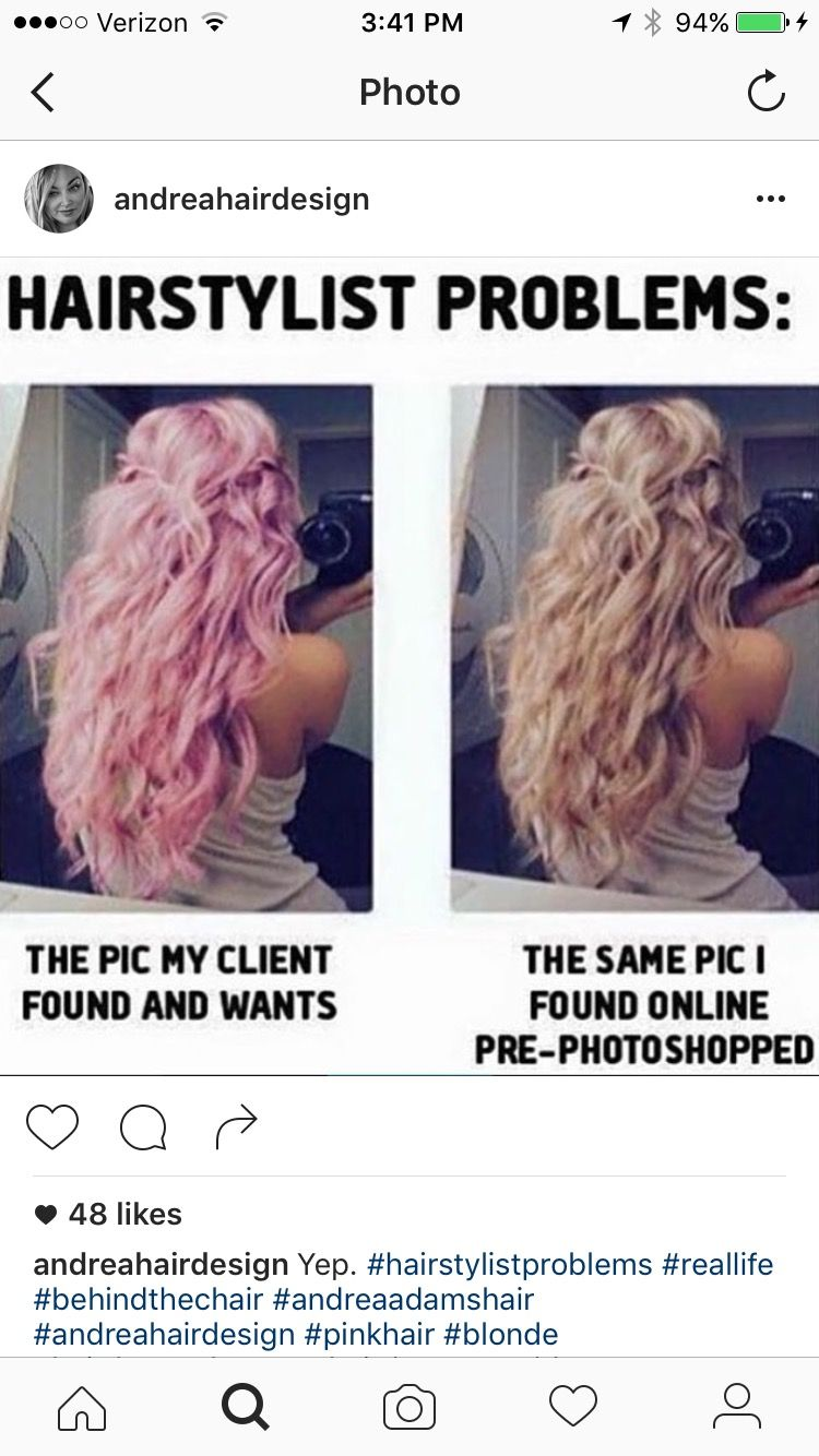 Pin By Ask For Andrea On Hair Wisdom Hairstylist Problems Hair