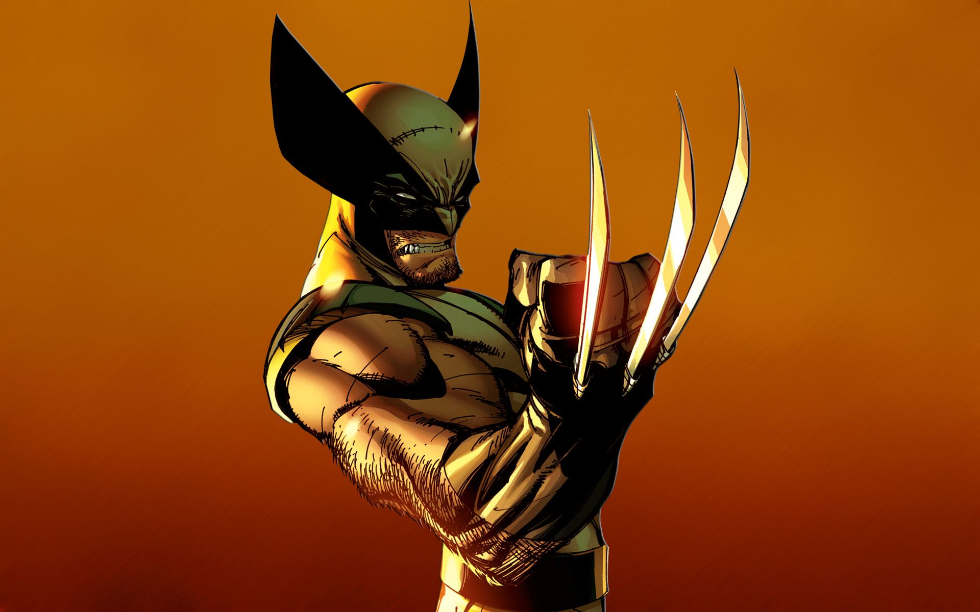 Lovely Wolverine Wallpaper Wolverine Wolverine Cartoon Full Hd Pictures