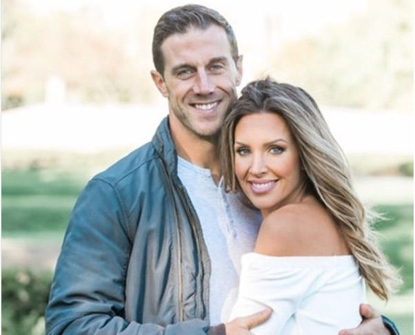 Former Oakland Raiders Cheerleader Elizabeth Barry Is The Gorgeous Wife Of Alex Smith Quarterback For Washington S Read Her Story Here