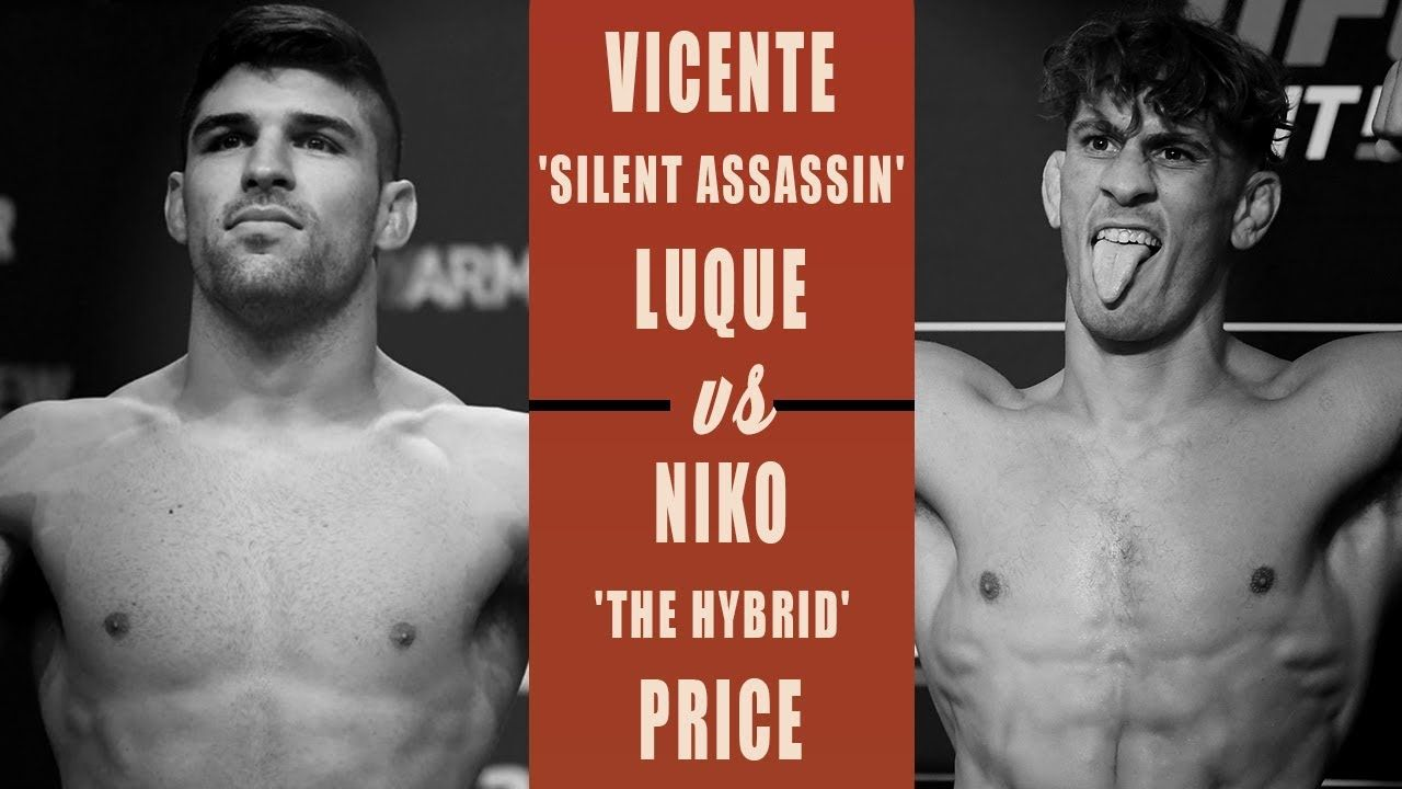Vicente Luque vs Niko Price. UFC 249 Early Prelims