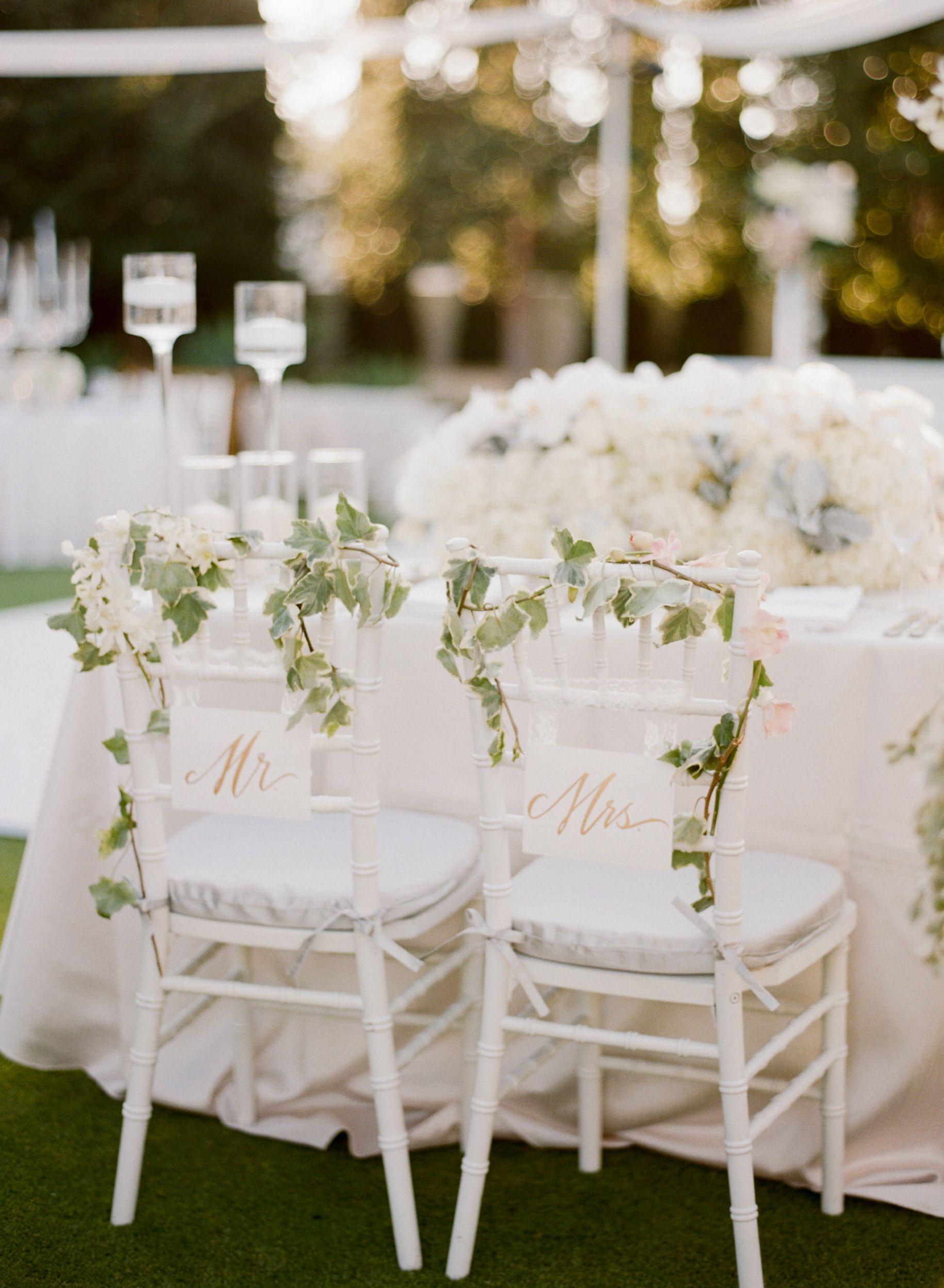 Elegant Blush & Ivory Outdoor Wedding   Ivory, Elegant and Wedding