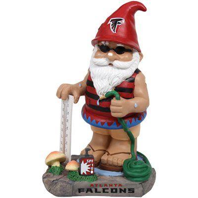 Atlanta Falcons Temperature Gnome Dodgers Gear Braves Baseball Atlanta Braves Baseball