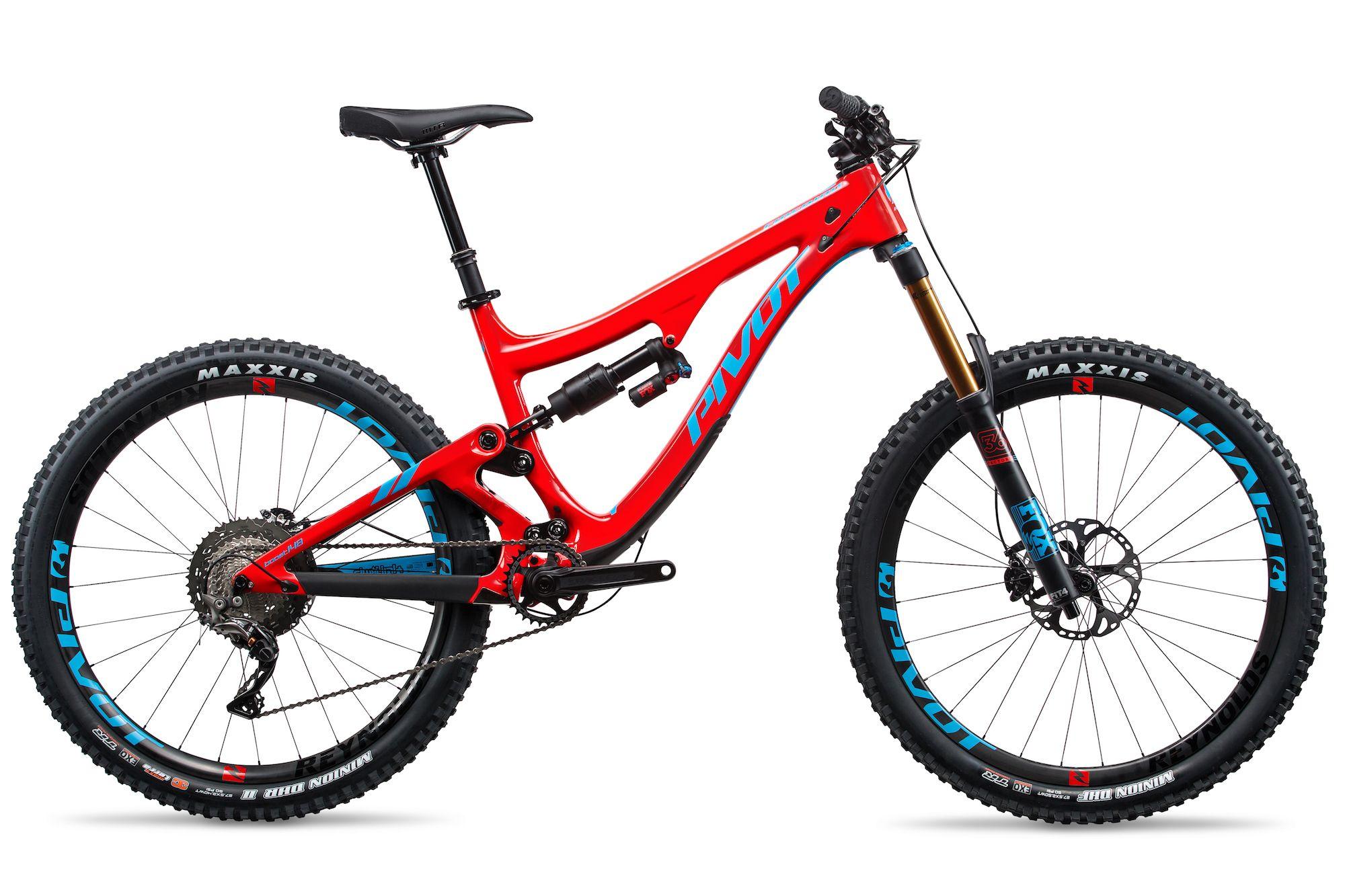 Pivot Reintroduces The Firebird Flow Mountain Bike Bicycle