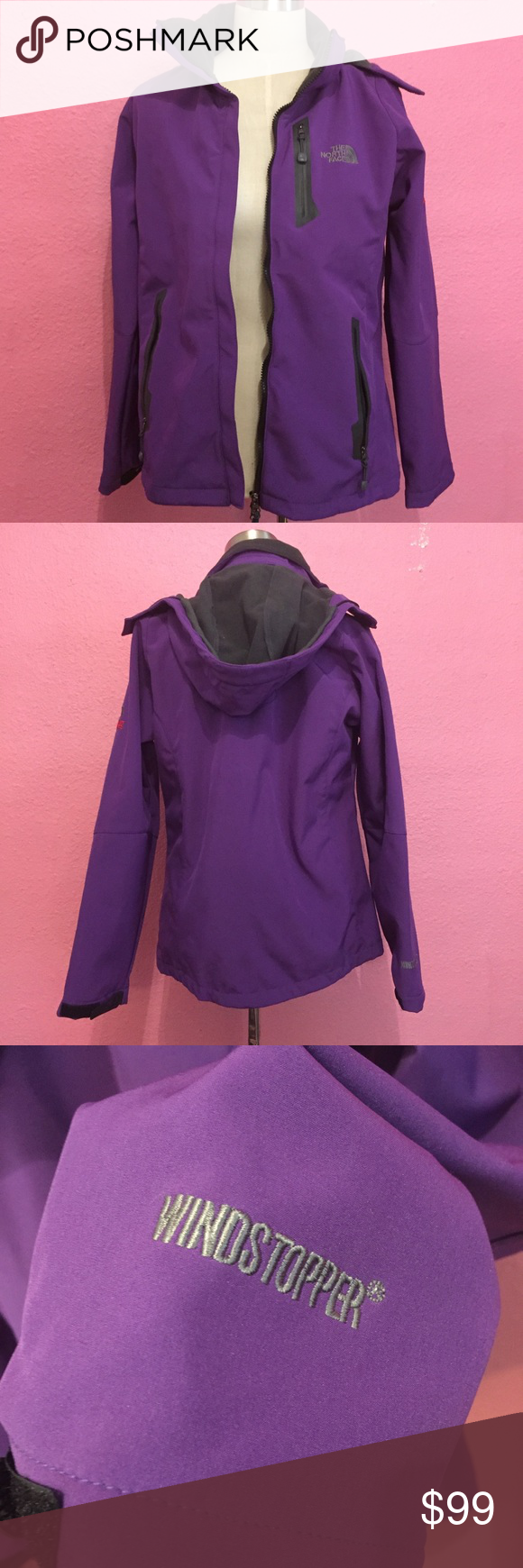 The North Face Summit Series Wind Stopper Jacket North Face Jacket The North Face Jackets [ 1740 x 580 Pixel ]