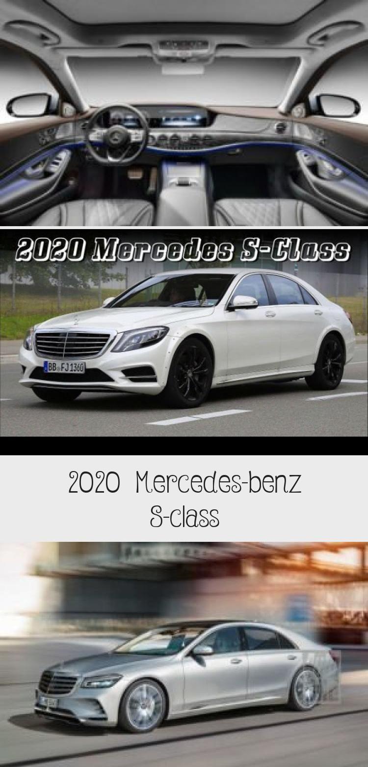 2020 Mercedes Benz S Class In 2020 Benz S Benz S Class