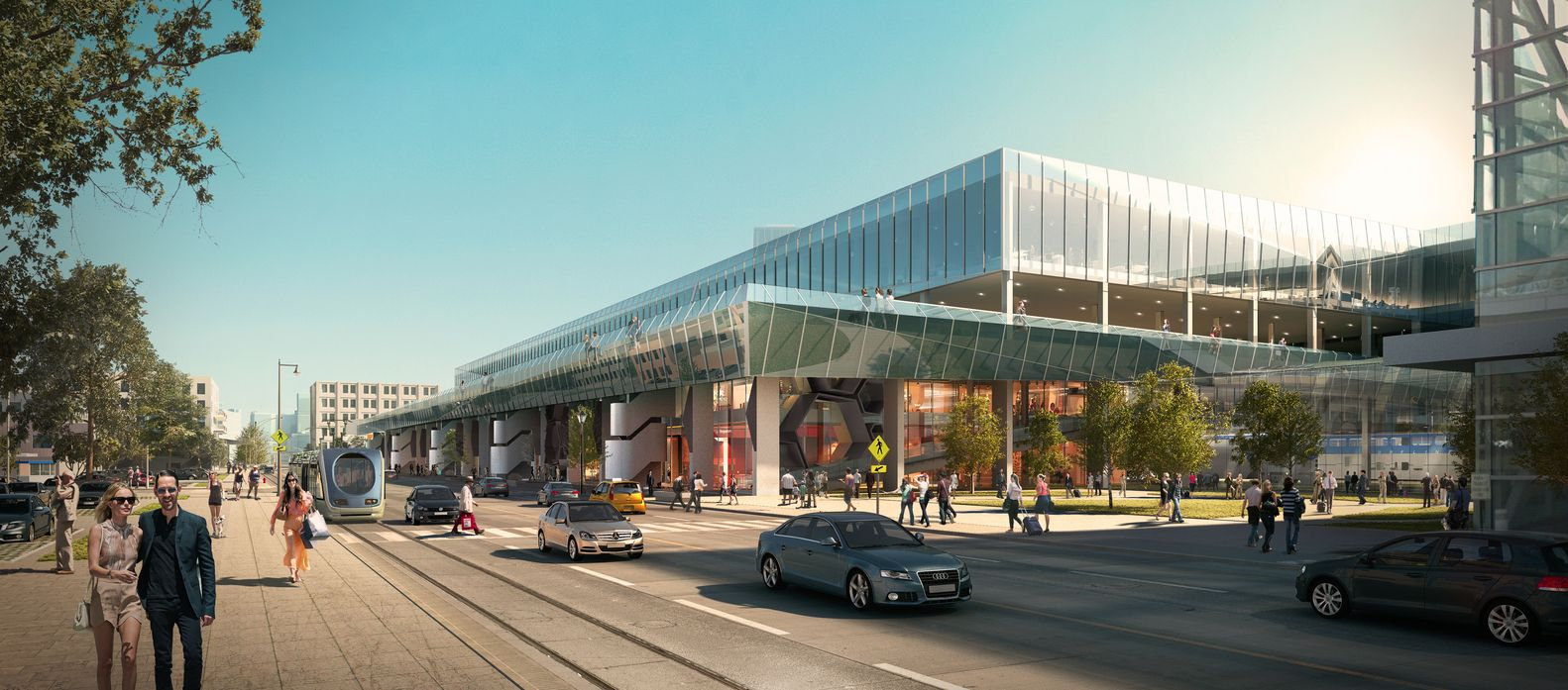 Gallery of New Master Plan Will Catalyze Downtown Milwaukee's Dynamic Transformation - 5
