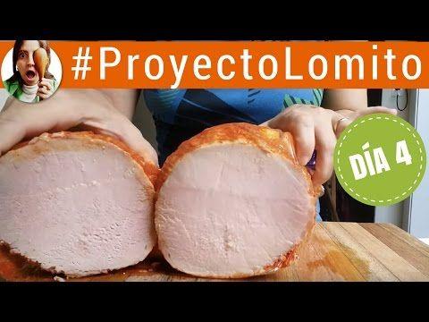 Cómo Hacer Lomo De Cerdo Curado Fiambre Casero Día 4 X2f Proyecto Lomito Paulina Cocina Youtube Lomo De Cerdo Comida Casera Recetas De Comida