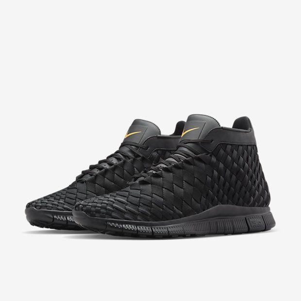 huge inventory e5ec8 c95ef Nike Free Inneva Woven Mid Mens Shoe