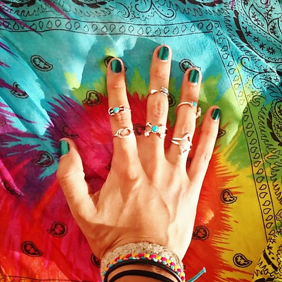 #boho #rings #wishapp #tyedye #bohemianstyle #bohostyle