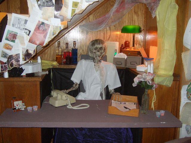 Asylum inspiration pics on Halloween Forum | Halloween - Asylum ...