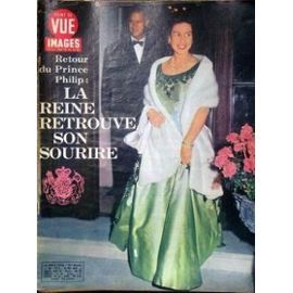 Point De Vue Images Du Monde N° 722 Du 13/04/1962 - Retour Du Prince Philip - La Reine Retrouve Son Sourire.