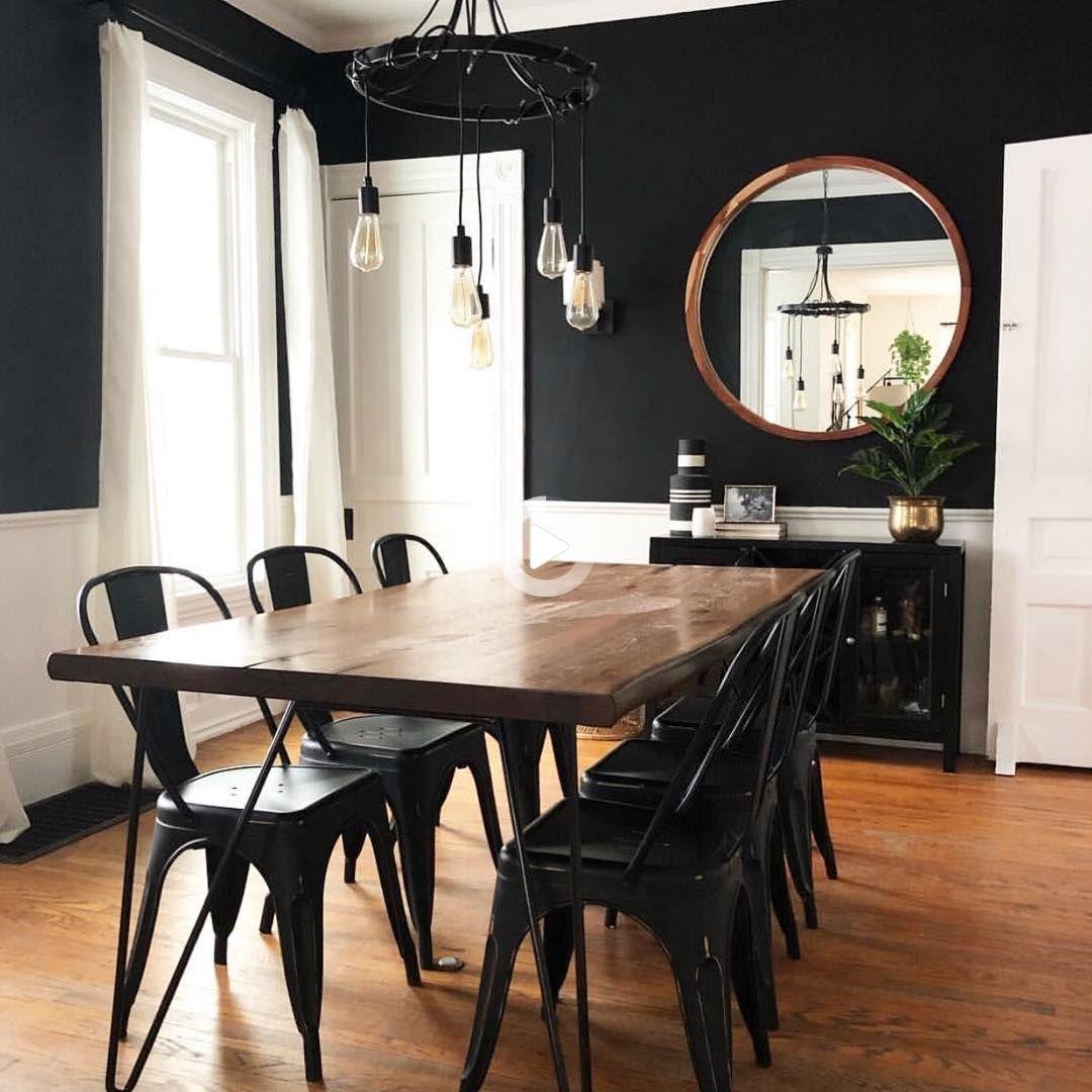 Get The Gear Spruce Rd In 2021 Dark Dining Room Minimalist Dining Room Dining Room Design