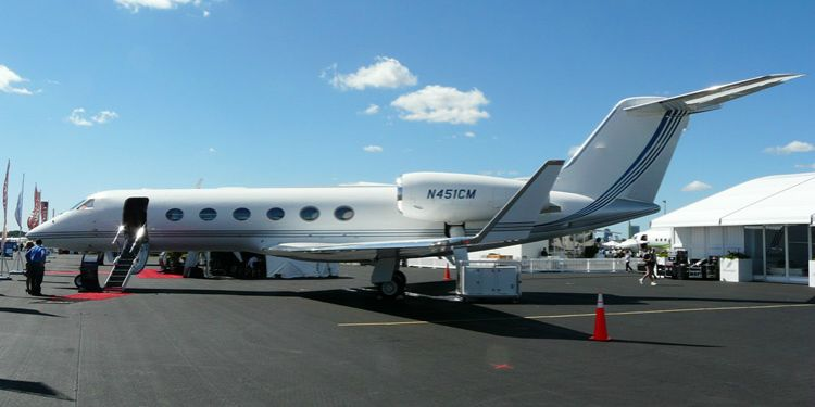 Gulfstream offers enhanced cabin connectivity for G450 and G550