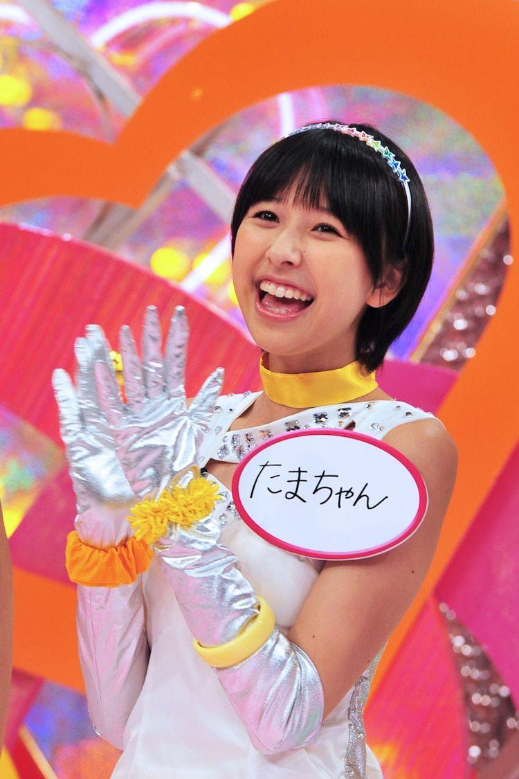 たまちゃん C テレビ東京 画像ギャラリー 10 14 音楽ナタリー 2020 ももいろクローバーz 冠 少女