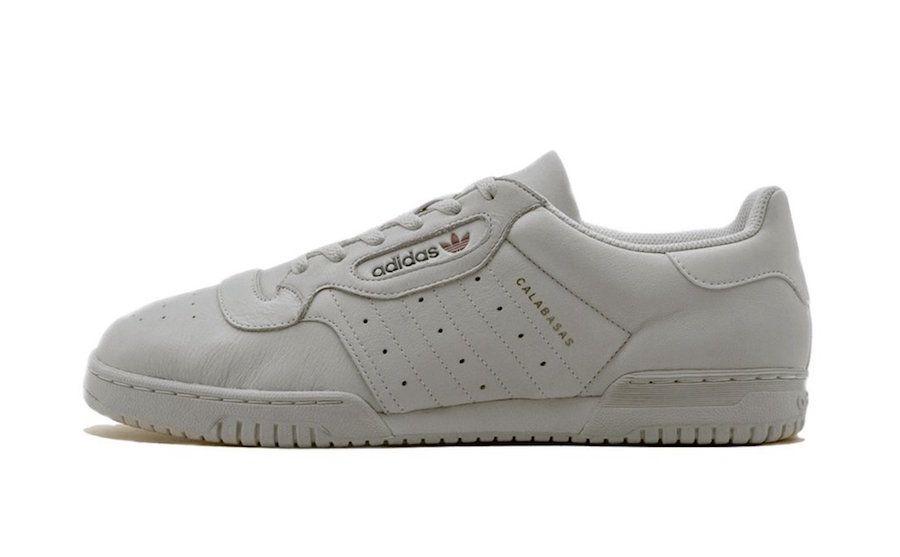 Release Date: adidas Yeezy PowerPhase Grey