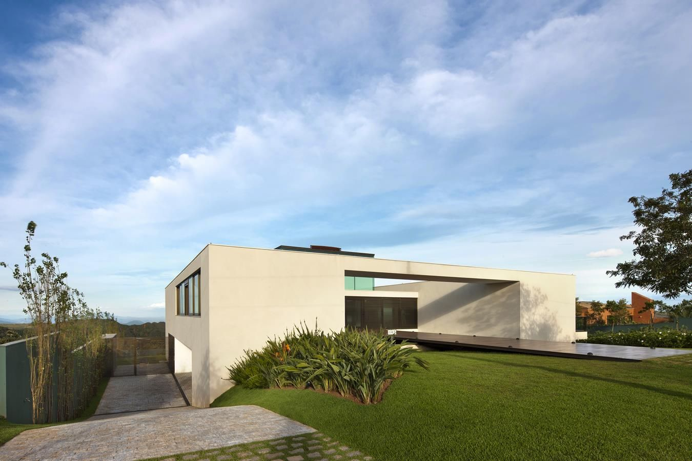 casa lincoln gustavo penna arquiteto e associados